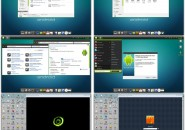 Android gingerbread theme for windows 7