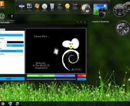 Be cool theme for windows 7
