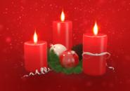 Christmas Lights 3D Screensaver