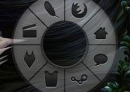 Circle Launcher Windows 7 Rainmeter Theme