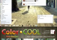 Color cool theme for windows 7