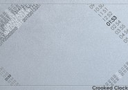 Crook Clock Rainmeter Theme