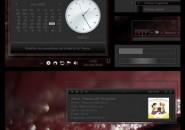 Crystal gloss theme for windows 7