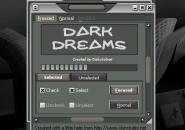 Dark Dreams Windows Blind Theme