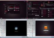 Dark zune 1.0-X86 theme for windows 7