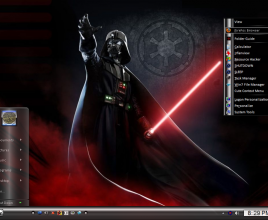 Darth vader theme for windows 7