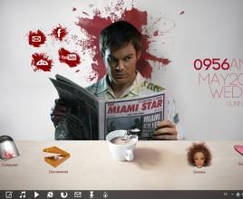 Dexter Rainmeter Skin For Windows 7