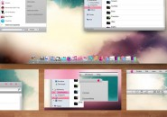 Equity pink theme for windows 7