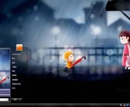 Good child theme for windows 7