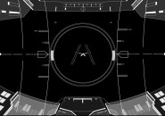 Halo Prototype HUD Windows 7 Rainmeter Theme
