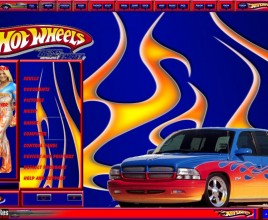 Hot wheels theme for windows 7