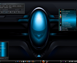 Insanity 2 theme for windows 7