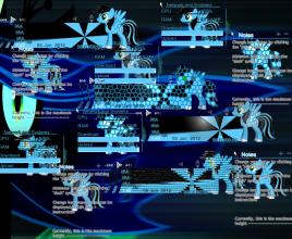 Juans Rainmeter Theme For Windows 7