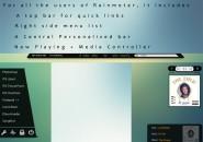 Launch Pad Suite Rainmeter Skin For Windows 7