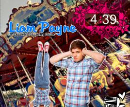Liam Payne Rainmeter Theme