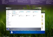 Longhorn M7 R2 2012 updated theme for windows 7