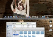 Mac lion first updated theme for windows 7