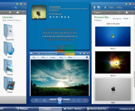 Mac theme for windows 7