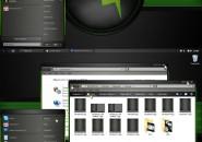 Magntekking Windows Blind Theme