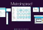 Metro inspired updated theme for windows 7