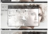 My glass extreme theme for windows 7