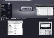Ombra Windows Blind Theme