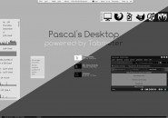 Pascal Desktop Rainmeter Skin