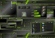 Phantoma Windows Blind Theme