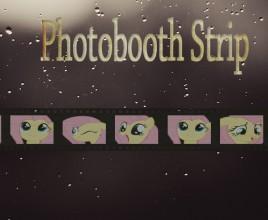 Photo Booth Strip Windows 7 Rainmeter Theme