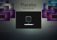Placebo Black Market Style Logon Screen