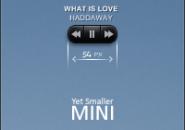 Smallest Player Windows 7 Rainmeter Skin