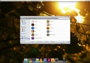 Snow leopard beta 3 theme for windows 7