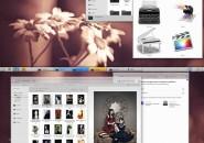 Soft bin theme for windows 7