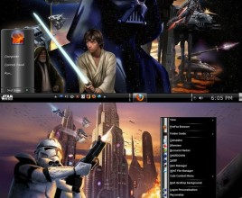 star wars themes for windows 7