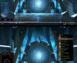 Stargate updated theme for windows 7