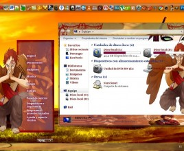 Tema para de garra theme for windows 7