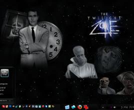 Twilight zone theme for windows 7