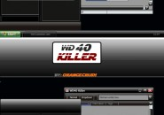 WD-40 Killer Windows Blind Theme