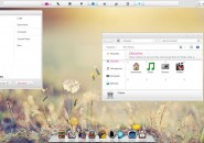 White basic N 3 theme for windows 7