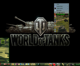 World of tanks theme for windows 7
