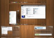 clean X beta 1 theme for windows 7