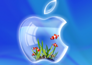 Aquarium Apple Screensaver