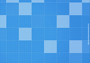 Blue Grid Screensaver