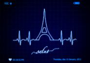 Cardio Screensaver