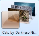 Cat themepack for windows 7