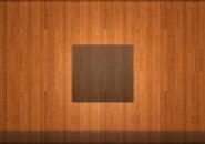 Clean Wood Logon Screen For Windows 7