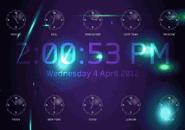 Colo rBackground6 Screensaver