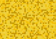 Color Dots Yellow Screensaver