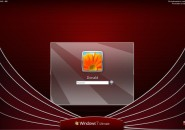 Fire Ring Ultimate Windows 7 Logon Screen