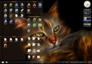 Firecat themepack for windows 7